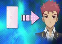 2-F yuuji love letter