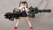 Figma mayoi hachikuji guns gatling