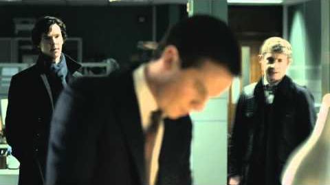 SHERLOCK- S1E2 THE BLIND BANKER TRAILER