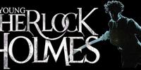 Young Sherlock Holmes (novels)