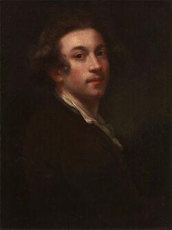 Reynolds Self-Portrait