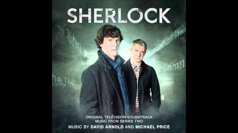 BBC - Sherlock Series 2 Original Television Soundtrack - Track 07 - SHERlocked
