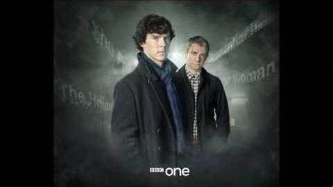 SHERLOCK - 15 On The Move (Series 1 Soundtrack)