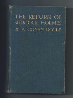 Return bookcover