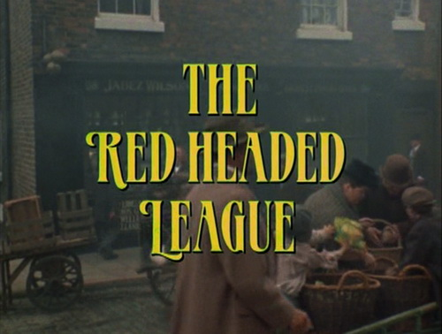 The Red-Headed League: Lesson Plans, Teaching Guides ...