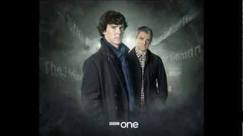 SHERLOCK - 08 Targets (Series 1 Soundtrack)