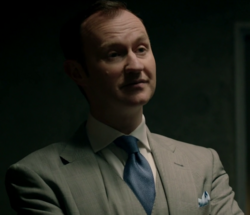 Mycroft Holmes - The Empty Hearse