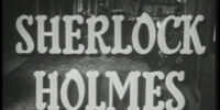 The Adventures of Sherlock Holmes (1954)