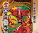 Trir-Color Fist (Korean Card)