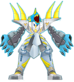 Latro Bakugan Form