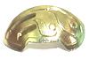 Sechs Wind Metal Sole Gold Tri Red