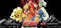 DragonWarrier Protagonists