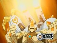 Coredam use Rock Hammer Beo-Blaster