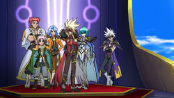 Bakugan new vestroia episode 1 part1-Invasion of the Vestals 0009