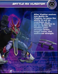 Battle Ax Vladitator