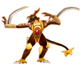 Glaeba Bakugan Form