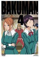 Bakuman DVD 4