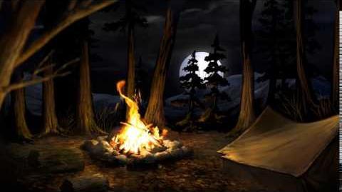 Baldur's Gate Enhanced Edition - Camp Resting