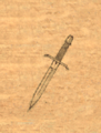 Dagger item artwork BG2.png