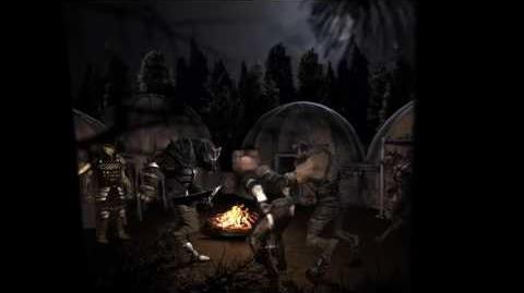 Baldur's Gate Enhanced Edition - Bandit Camp