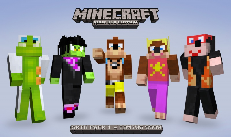 how to put minecraft xbox 360 edition on 2 players