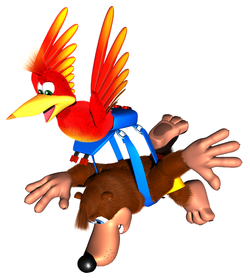 banjo kazooie - photo #11