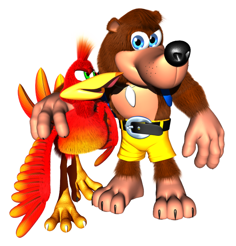 banjo kazooie - photo #8