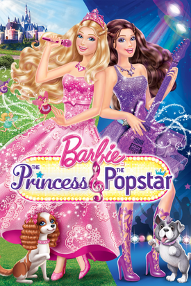 Barbie The Princess & The Popstar Digital Copy
