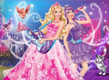 Gambar Barbie Image