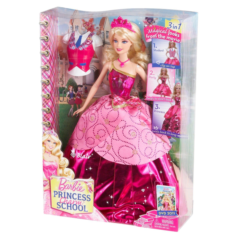 85053407 Barbie Princess Charm School Blair6