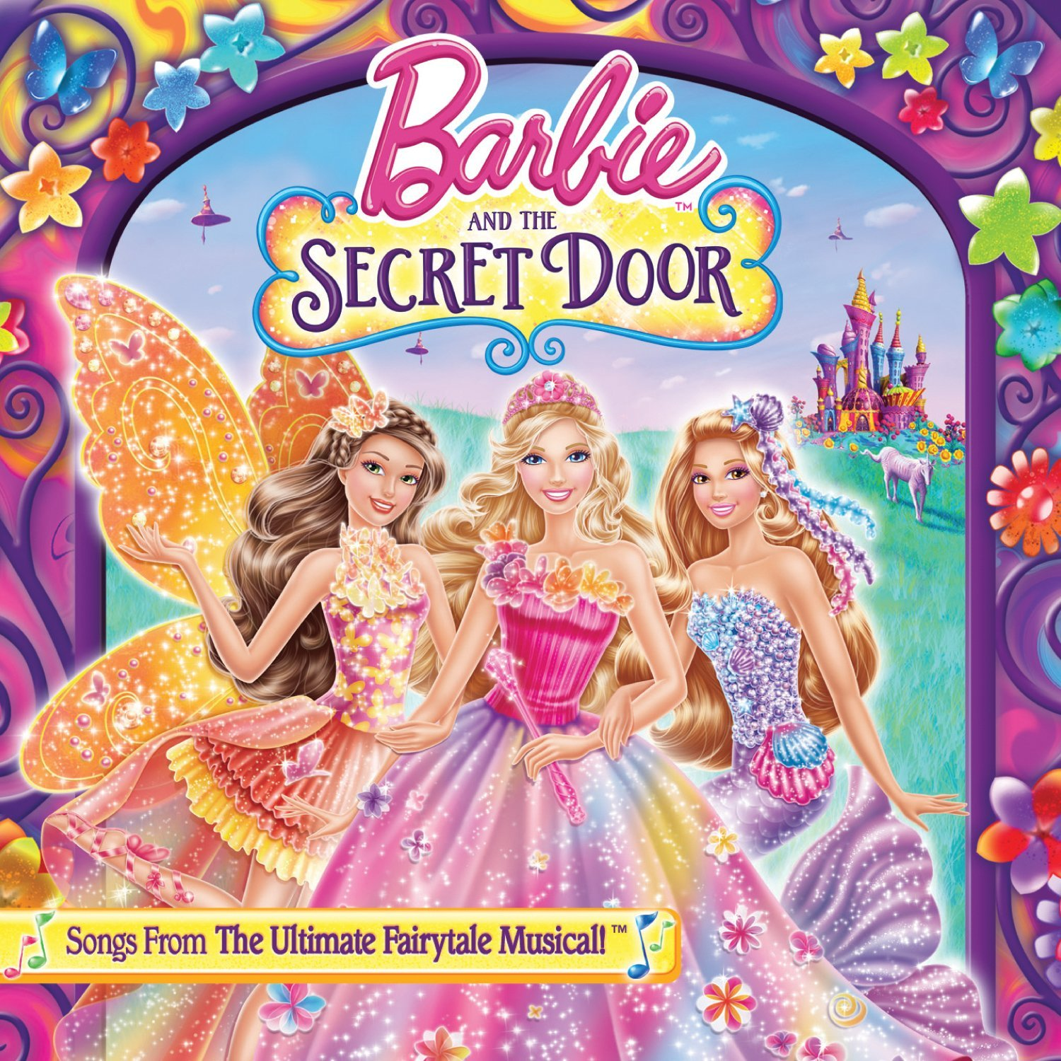 Barbie Secret Diary Barbie And The Secret Door