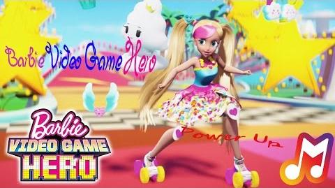 Barbie Video Game Hero - Power Up Lyrics