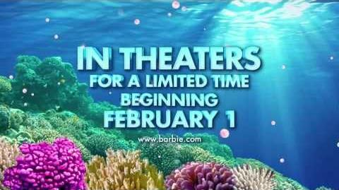Barbie The Pearl Princess -- In Theaters February!