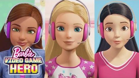 Are We Llamas? - Barbie Video Game Hero Clip