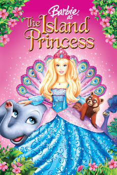 Barbie as The Island Princess Digital Copy