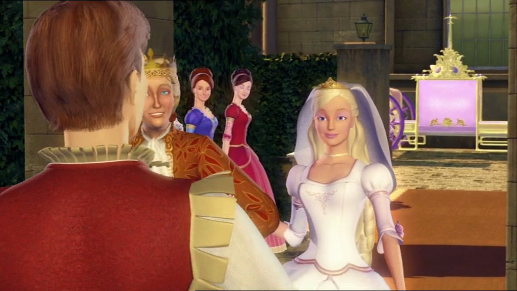 Image The Wedding Barbie In The 12 Dancing Princesses