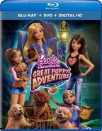 Barbie Great Puppy Adventure Blu-Ray 2