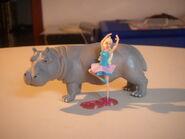 Barbie e l'ippopotamo