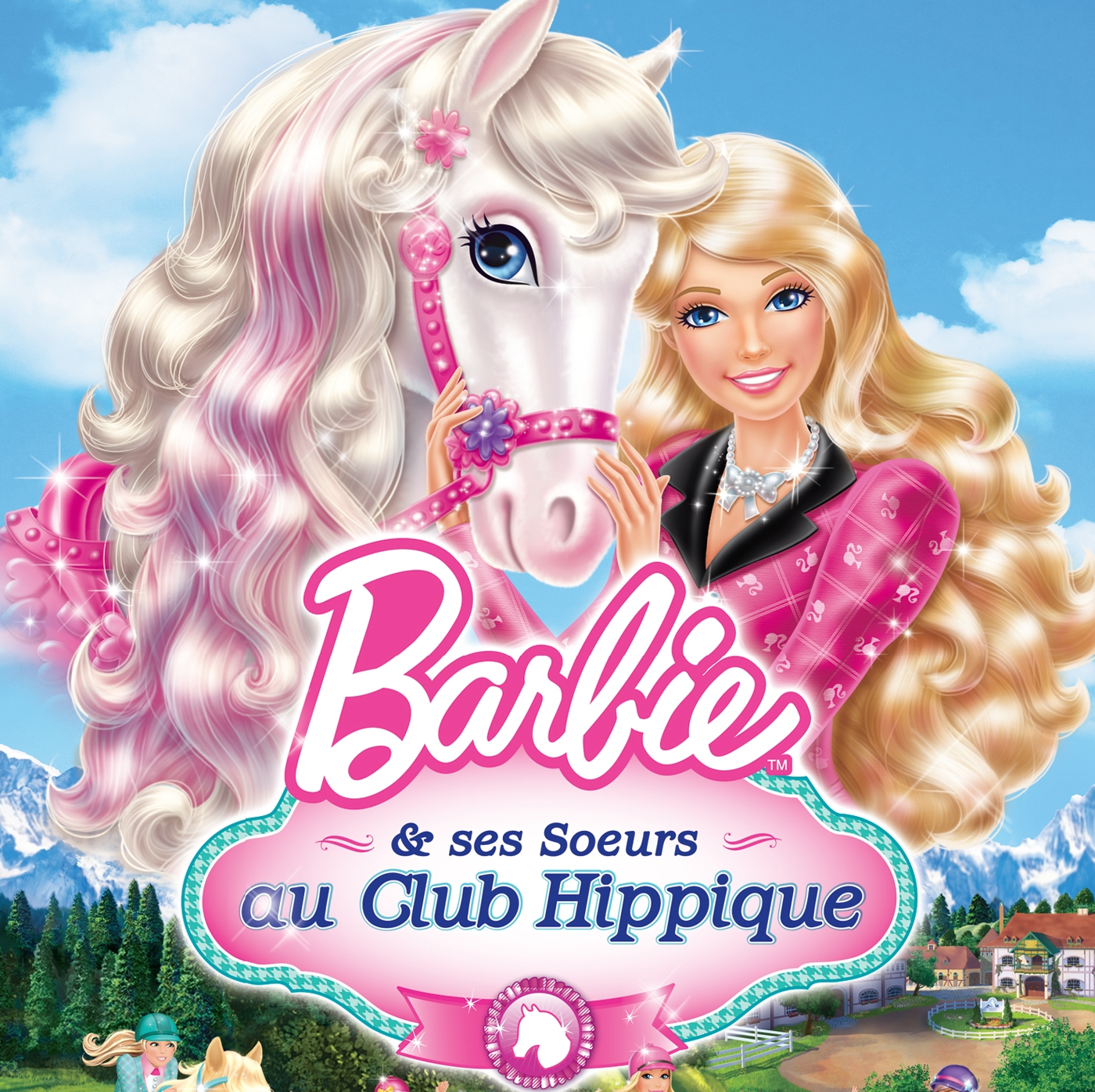 You 39 re the one barbiep dia fandom powered by wikia - Barbie club hippique ...
