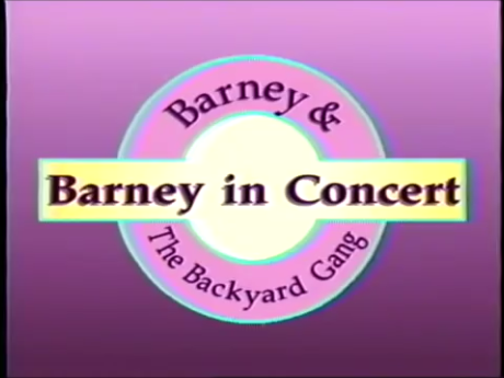 barney in concert barney episodes wiki wikia