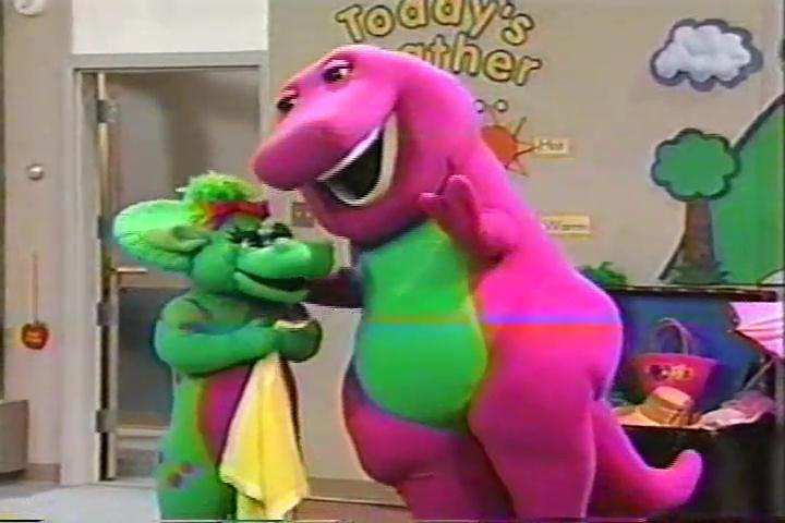 Try And Try Again Barney Wiki Fandom Powered By Wikia