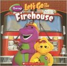 Let's Go to the Fire House (book)