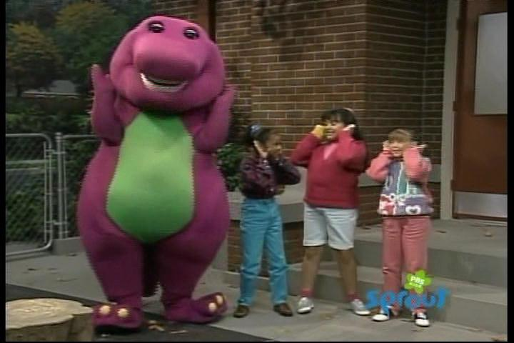 Listen Barney Wiki Fandom Powered By Wikia