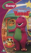 Come on Over to Barney's House 2002 UK re release