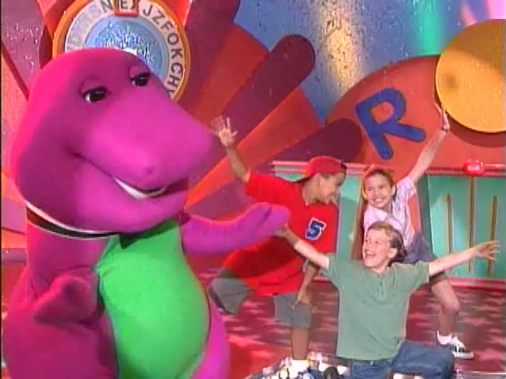 What's in a Name? | Barney Wiki | Fandom powered by Wikia