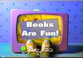 Books Are Fun!