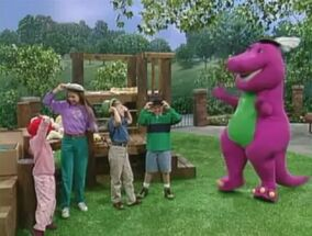 Count Me In Barney Wiki Wikia
