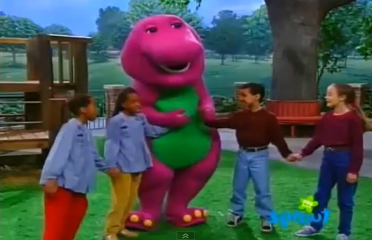 Big Barney I Love You – HD Wallpapers