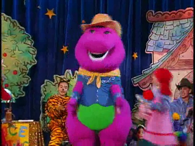 Barney S Halloween Party Barney Wiki Fandom Powered By