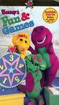 Barney's Fun & Games